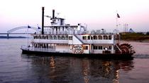 Memphis City Tour and Riverboat Cruise, Memphis, Day Cruises