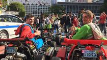 Guided Go-Kart Tour Experience on the Streets of Tokyo, Tokyo, Bus & Minivan Tours