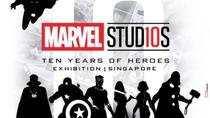 Marvel Studios Exhibition: Ten Years of Heroes, Singapore, Attraction Tickets