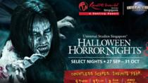 USS Halloween Horror Nights 8 Admission Ticket, Singapore