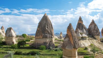 Southern Cappadocia Tour: Cavusin, Red Valley, Kaymakli Underground City and Pigeon Valley,...