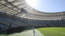 Maracanã Stadium Entrance Ticket with Guided Tour Option, Rio de Janeiro, null