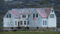 Nordafar - Abandoned fishery station - Private charter 1-6 Passengers - Cabin boat, Nuuk, Day ...