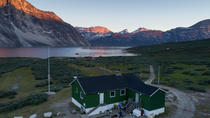 Qooqqut - The Restaurant in the fiord - Private charter 1-6 Passengers - Cabin boat, Nuuk, Day ...