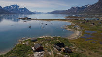 Qoornoq Island Tour - Private charter 1-6 Passengers - Cabin boat, Nuuk, Day Cruises
