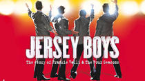 JERSEY Boys au Paris Las Vegas, Las Vegas, Theater, Shows & Musicals