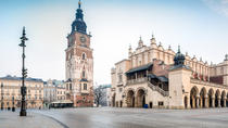 Krakow Main Market Square - Small Group Walking Tour, Krakow, null