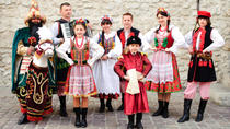 Polish Folklore Show and Dinner in Krakow, Krakow, Private Sightseeing Tours