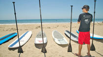 Stand-Up Paddleboard Lesson in Santa Barbara, Santa Barbara, null