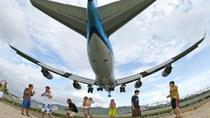 Amazing Plane Spotting at Maho Beach, Philipsburg, Snorkeling