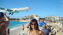 St Maarten Shore Excursion: Orient and Maho Beach Half-Day Tour, Philipsburg