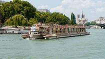 Bateaux Parisiens Seine River Sightseeing Cruise, Paris, Dinner Packages