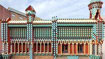 Casa Vicens ( Gaudi's first house) Direct Entry, Barcelona, City Tours