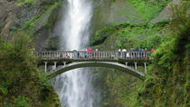 Afternoon 2PM-Half Day Multnomah Falls and Columbia River Gorge Waterfalls Tour from Portland,...