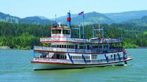 Small-Group Mount Hood y Columbia River Gorge Tour y Brunch Cruise, Portland, Cruceros con brunch