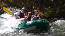 White Water Rafting at the Tenorio River from Guanacaste, グアナカステ州そして北西