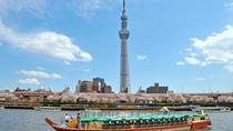 Japanese Style Lunch Cruise by Yakatabune by TOKYO SKYTREE, Tokyo, Day Cruises