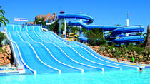 Biglietto d'ingresso per l'intera giornata Slide & Splash Water Park a Lagoa, Albufeira, Attraction Tickets