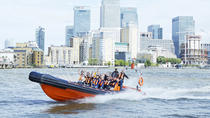 Private Speedboat Charter in central London, London, Jet Boats & Speed Boats
