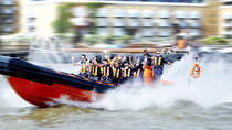 Ride the Tiger - speedboat tour through central London, London, Jet Boats & Speed Boats