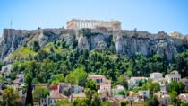 Greek Cooking Class in Athens Including Rooftop Dinner with Acropolis View, Aten