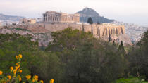 Hidden Athens Walking Tour and Picnic: Plaka and the Hills of Athens