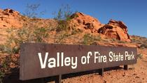 Nevada: Guided Tour Valley of Fire in German, Las Vegas
