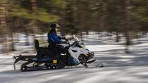 All Day Snowmobile Driving, Rovaniemi, 4WD, ATV & Off-Road Tours