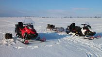 Full Day Snowmobile Driving with Ice Fishing, Lapland, Fishing Charters & Tours
