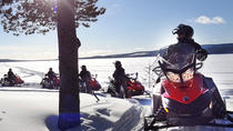 Snowmobile Driving - Morning start, Rovaniemi, 4WD, ATV & Off-Road Tours