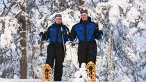 Snowshoe Trip for Ice Fishing in Ivalo, Finland, Fishing Charters & Tours