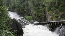 Trip to Auttikongas Water Falls, Rovaniemi, 4WD, ATV & Off-Road Tours