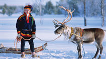 Visit a Reindeer Farm with Short Sleigh Ride, Rovaniemi, Cultural Tours