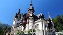 Peles , Pelisor and Bran Castle on a day trip with an expert tour guide, Brasov, Attraction Tickets