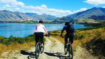Boat and Bike Combo, Wanaka, Bike & Mountain Bike Tours