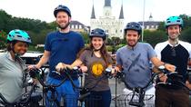 Tour en bicicleta eléctrica Creole Breeze, New Orleans, Bike & Mountain Bike Tours