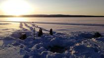 Snowshoeing and Ice fishing tour, Rovaniemi, Fishing Charters & Tours
