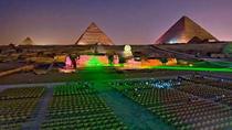 Sound & Light Show at the Pyramids, Cairo, Light & Sound Shows