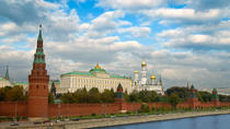 Kremlin Small-Group Tour, Moscow