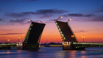 Midnight St Petersburg Cruise: Drawbridges and Canals, St Petersburg, Day Cruises