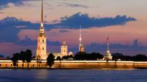 Midnight St Petersburg Cruise: Drawbridges and Canals