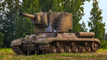 Private Tour: Kubinka Tank Museum Tour from Moscow, Moscow, Private Day Trips