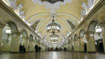 St Petersburg Metro Station Tour, St Petersburg