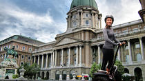 Buda Castle Segway Tour plus Cruise Combo, Budapest, Day Cruises