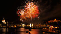 Budapest Firework Cruise Including Open Bar and Optional Dinner, Budapest, Night Cruises