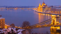 Christmas Danube River Cruise with Dinner or Winetasting, Budapest, null