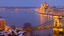 Christmas Danube River Cruise with Live Music, Budapest, Lunch Cruises