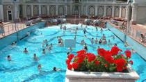 Gellért Spa Scenic Tour and Gellért Spa Entrance Ticket, Budapest, Day Spas