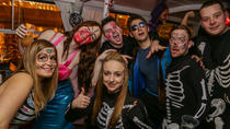 Halloween Party Cruise on the Danube, Budapest, Halloween