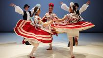 Hungarian Folk Performance in the Danube Palace, Budapest, Day Cruises